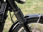 Fork Gaiters: Bonneville Twins Scrambler & Thruxton Models. (New Japanese Manufactured!)